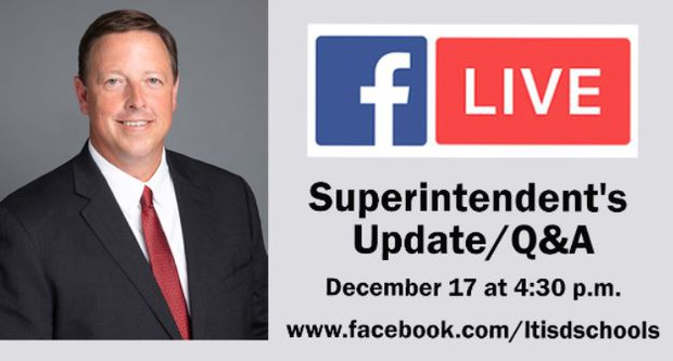 Enter LTISD Facebook Page Here.