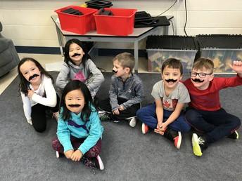 More Moustache Fun!