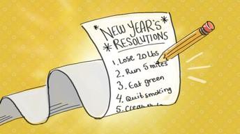Shania's Resolution!