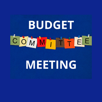 Virtual Budget Committee Meeting