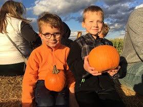 Fall Family Fun at Burwinkel Farm
