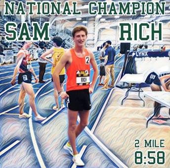 Congrats, Sam!