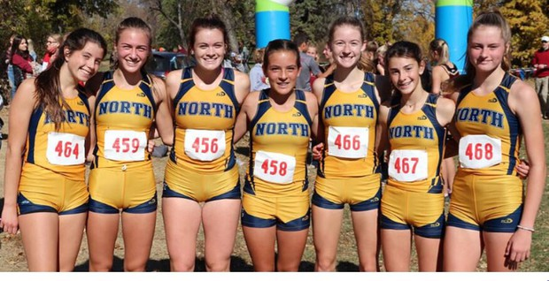 Picture Girls' Cross Country Team