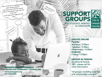 Parent Support and Mindfulness~ Center for Community Counseling