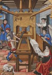 La Imprenta, el invento revolucionario
