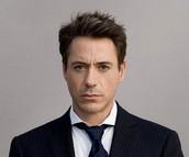 Benedick Played As Robert Downey Jr