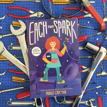 Each Tiny Spark by Pablo Cartaya