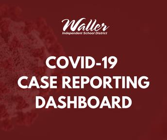 COVID-19 Case Reporting Dashboard