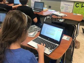 Technology Driven Instruction: Everyday at Bozman