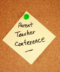 Parent/Teacher Conference April 27 - May 7