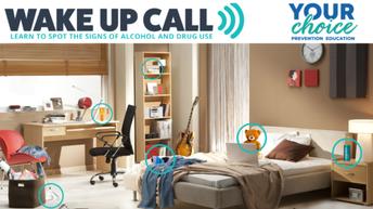 Wake Up Call - A Substance Abuse Education Program