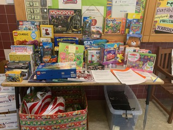 Hopkins Shares the Spirit - Toy Donations for the Hopkinton Youth Commission