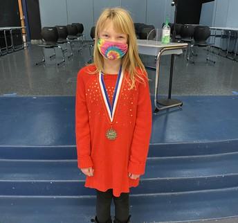 Champion: Lauren Buckingham