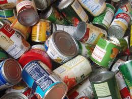 RW Can Food Drive for Stone Soup Pantry