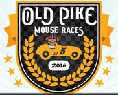 Mouse Races--Just Around the Corner!!