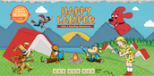 Scholastic: Happy Camper- Take a Reading Adventure