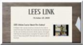 LEES Link Oct 23, 2020