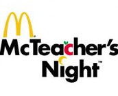 Noche de McTeacher's