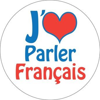 J'aime Parler Français!!!!!