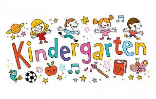 Daily Schedule - Kindergarten