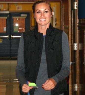 Ms. Nicole Cereda