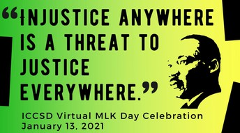 MLK Special Learning Day (Virtual)