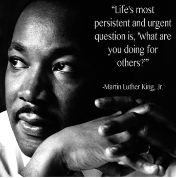 OPEN on Martin Luther King Jr. Day, Monday, January 20