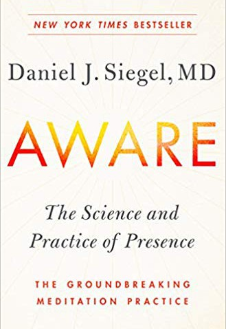 Aware : the science and practice of presence : the groundbreaking meditation practice / Daniel J. Siegel, MD