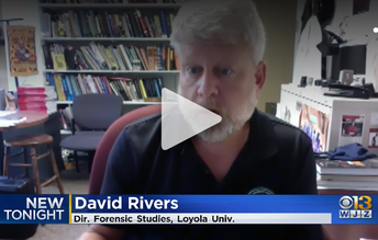 Announcing Loyola's new Forensic Pattern Analysis graduate program