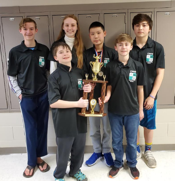 7th/8th Grade Scholars Bowl
