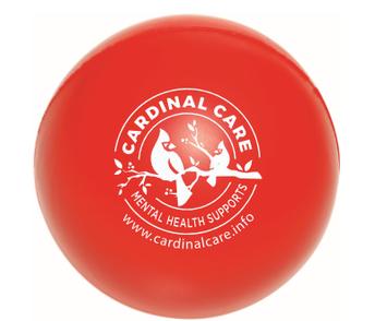 Cardinal Care Stress Balls
