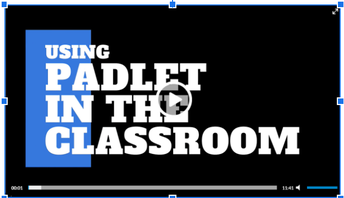 Padlet For Teachers