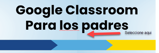 Spanish Google training for parents