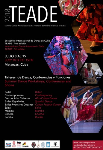 Summer Dance Intensive in Cuba | Smore Newsletters