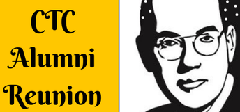 CTC Alumni Reunion is Next Sunday