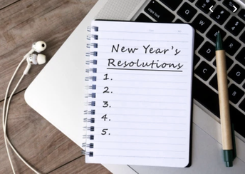Lesson Suggestion: Helping Students Make New Year's Resolutions