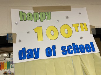 Creative Role Playing:  100th Day of School Celebration