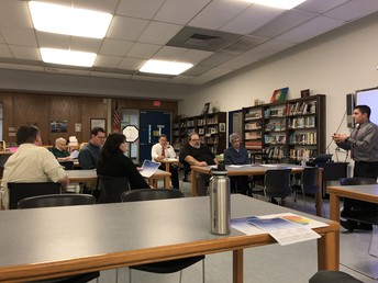 CTE Advisory Board Meeting