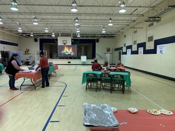 Staff Christmas Luncheon