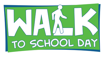 Walk to School Day ~ Wednesday, October 2, 2019
