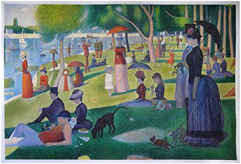 A Sunday Afternoon on the Island of La Grande Jatte