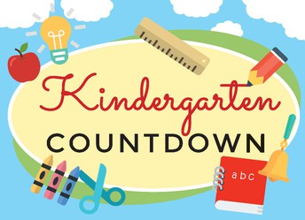 New Kindergarten Students...
