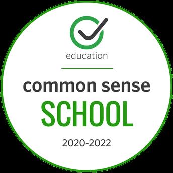 Hoboken Middle School - Recognized as a National Common Sense Digital Citizenship School