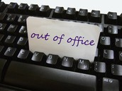Busy Programming - Out of the Office