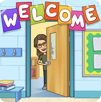 Come on in to our 1st grade virtual classroom!