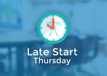 LATE START: Thursday, March 19th