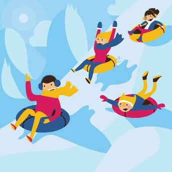 15th Annual Snow Tubing at Perfect North