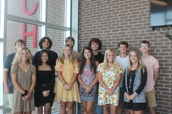 Homecoming Court Senior Nominees