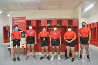 DHJ Boys' Competitors