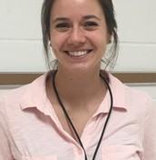 New 1st Gr Teacher: Srta. Kapphahn